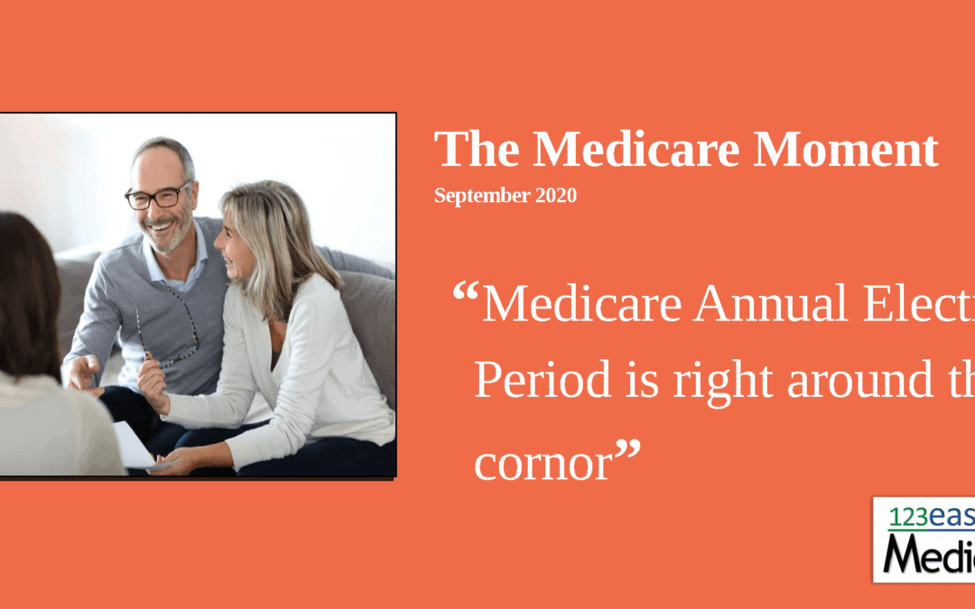 Are my Medicare Benefits changing? – 2020