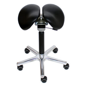 saddle chair ergonomic chair