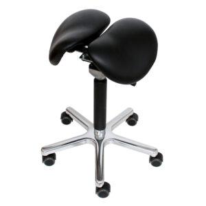 saddle chair stool laboratory chair