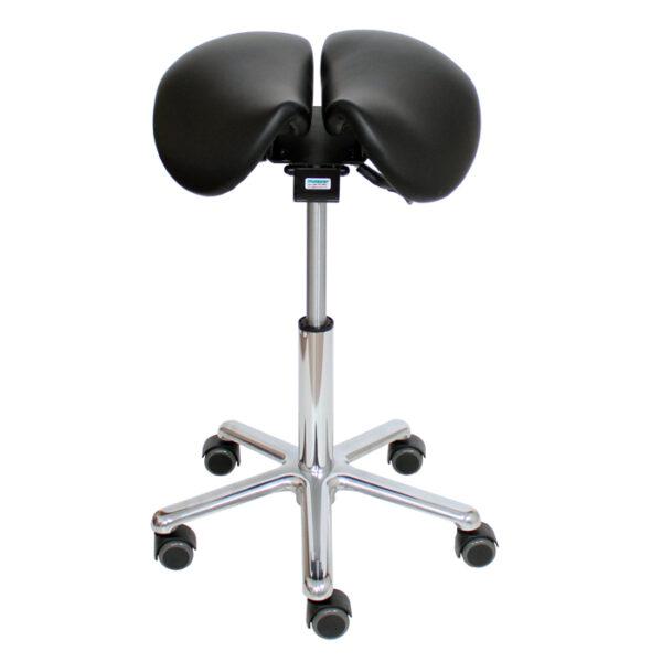 saddle stool ergonomic chair for standing desk