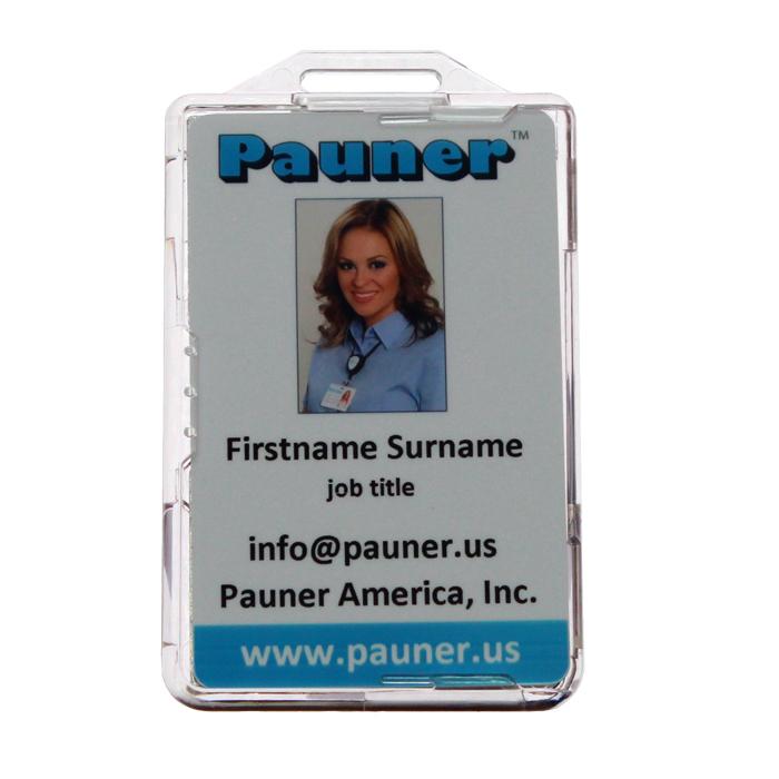 twic card renewal rfid blocking badge holder