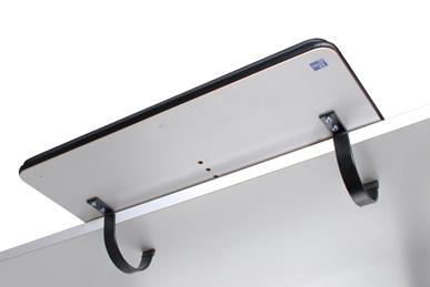 desk extension mouse mat wrist rest