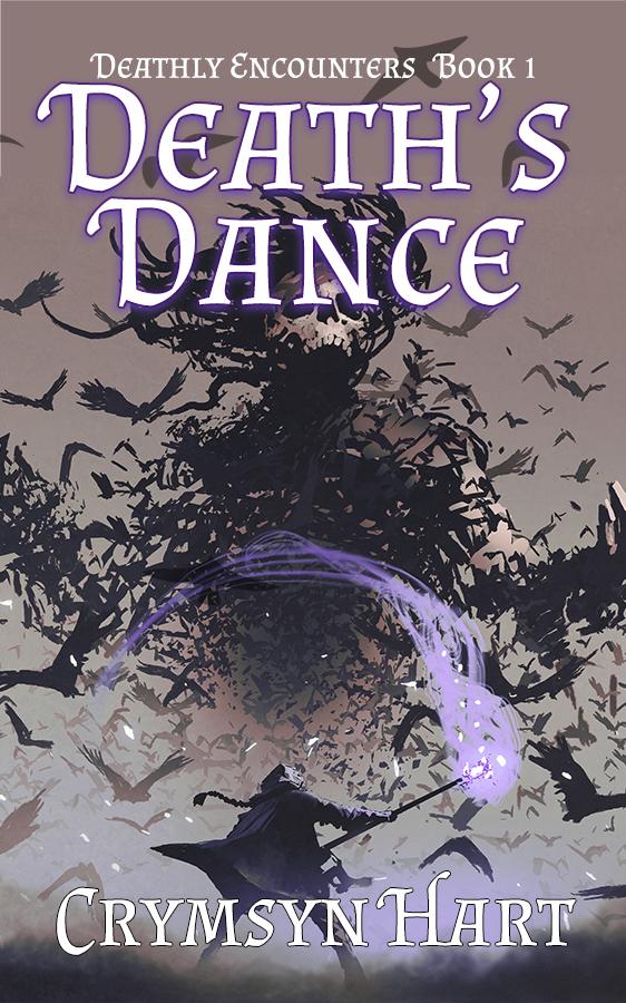 Death's Dance - 600x900