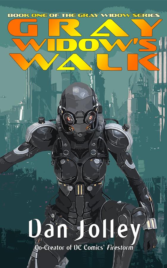 Gray Widow's Walk - 900x600