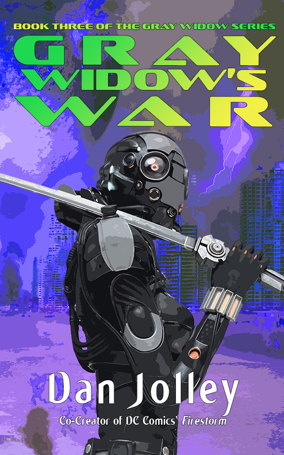 Gray Widow's War -- 900x600