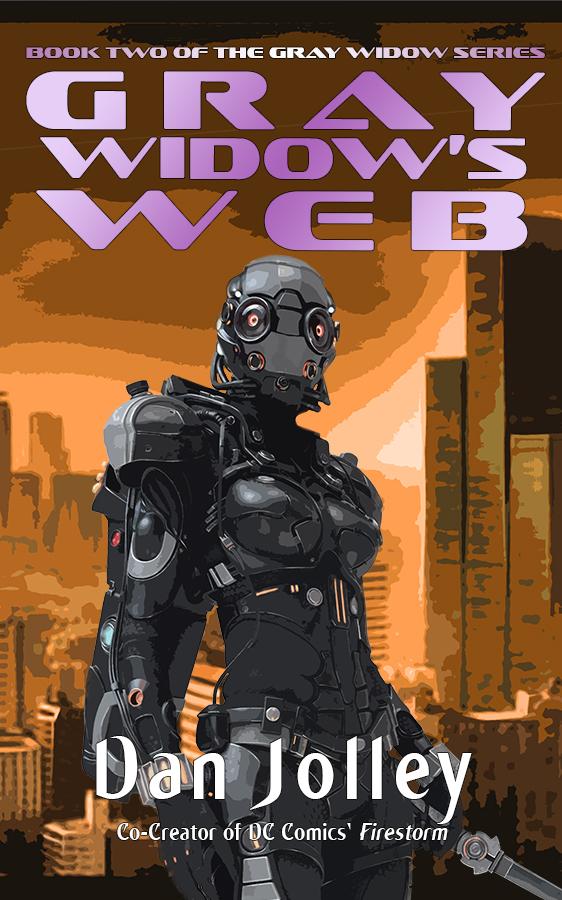 Gray Widow's Web -- 900x600