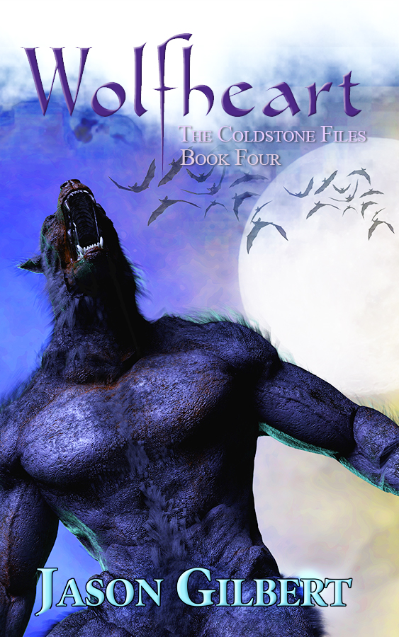 Wolfheart -- 600x900