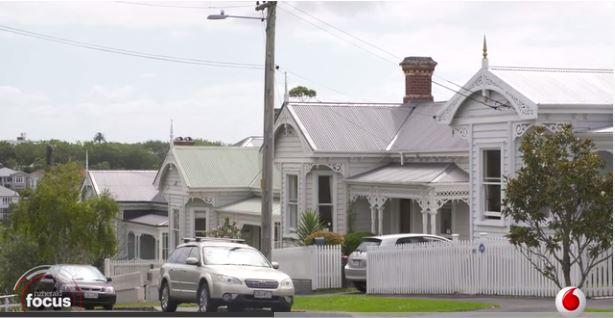 QV house values: Auckland, Christchurch down, Wellington up