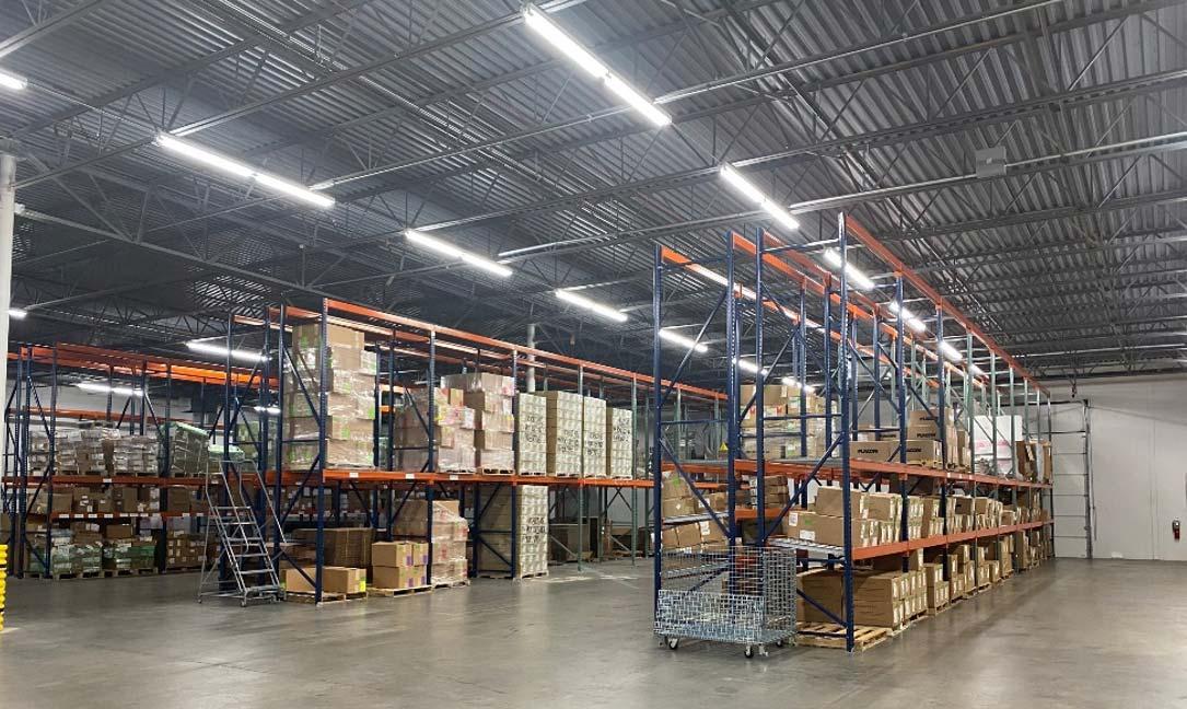 PRO-TECH Expands Warehouse Capacity in Santa Fe Springs, CA