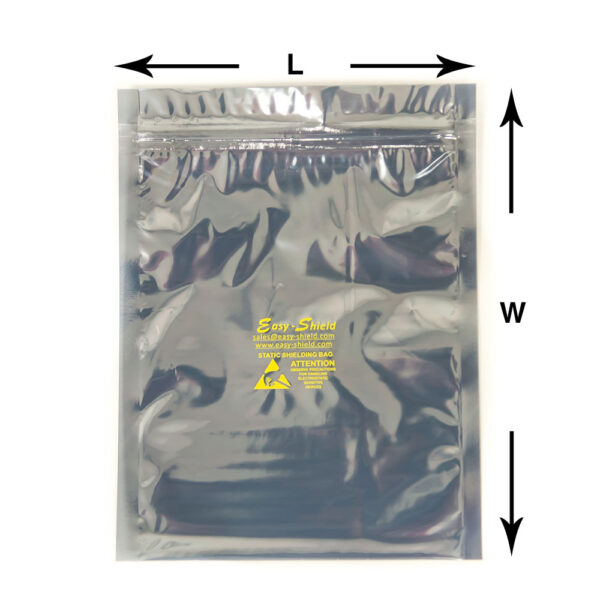 Ziplock ESD Anti-Static Bags