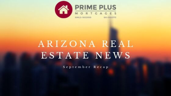 Arizona real estate news