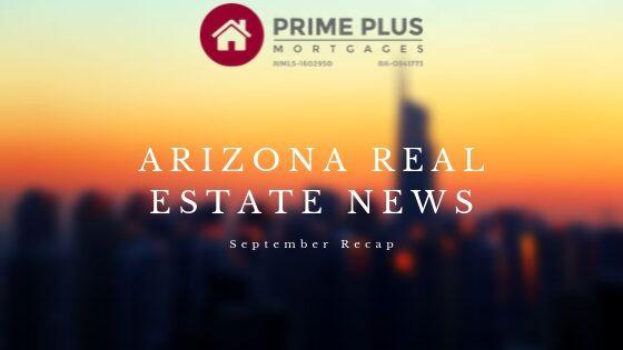 Arizona real estate news