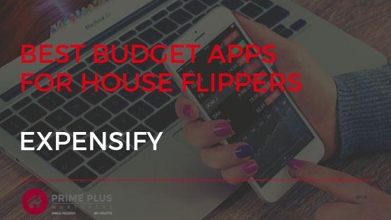 expensify budget app