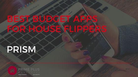 Prism budget app review