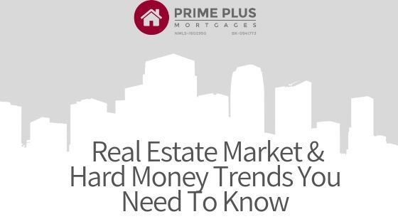 real estate trends and hard money trends to watch