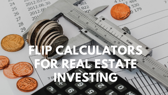 flip calculators for investing
