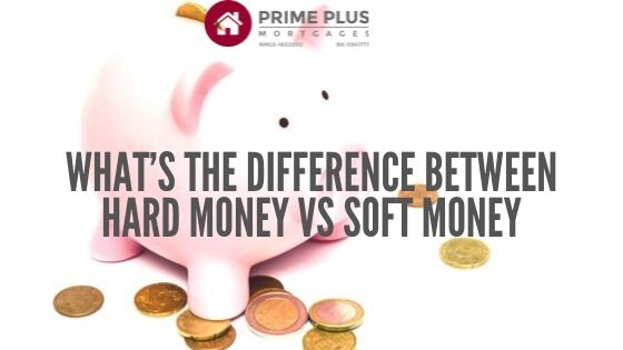 the difference between hard money and soft money