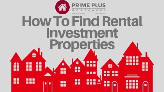 how to find rental investment properties in Arizona