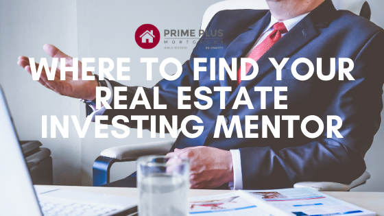 Where to find your real estate investing mentor
