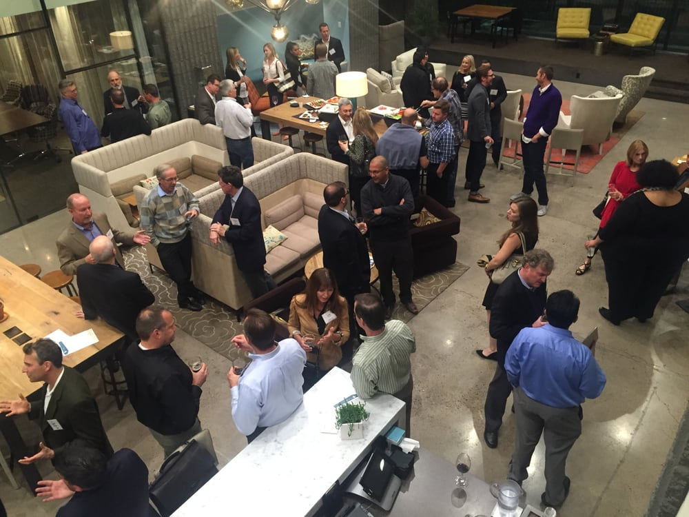 the best coworking spot for phoenix real estate meetings