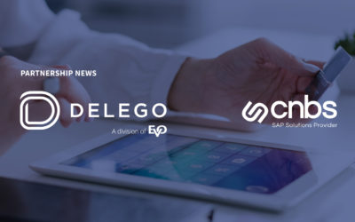 Delego Announces Integration with CNBS Software eCommerce Solution for SAP Merchants