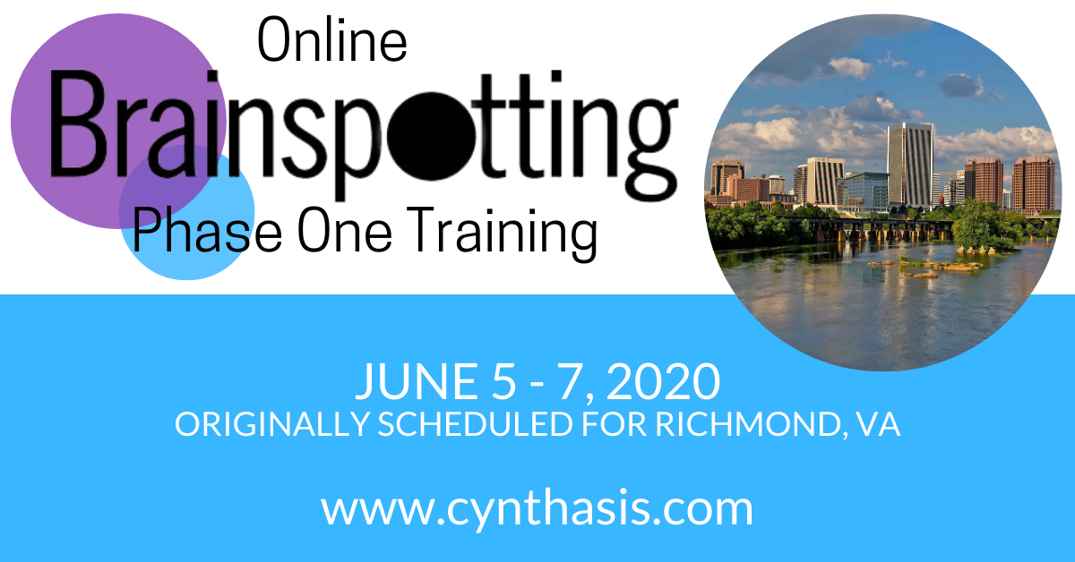 brainspotting cynthia schwartzberg richmond