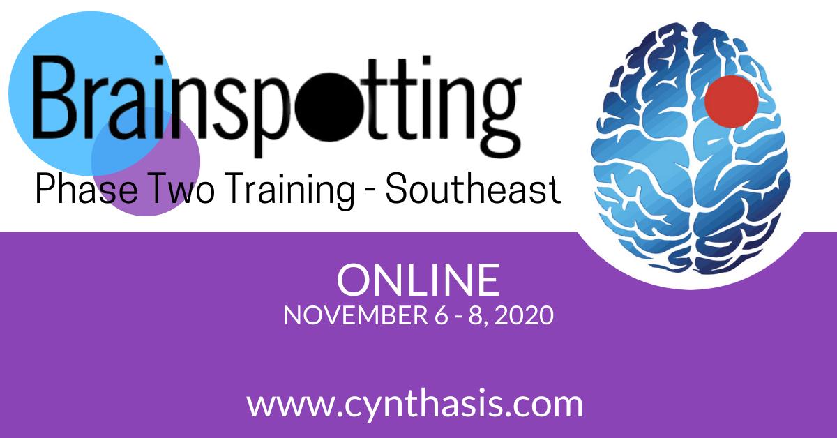 brainspotting cynthia schwartzberg