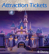 Discount Disneyland Tickets - Disneyland Park Hopper Tickets - Anaheim Attraction Tickets