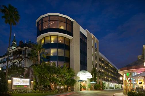 Anaheim Hotels near Disneyland - Carousel Inn and Suites