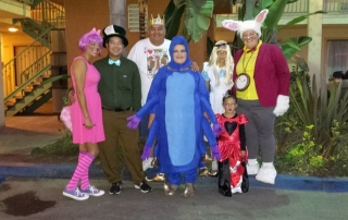 Disneyland Park Halloween Fun Discount Tickets to Disneyland