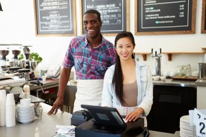 What does it mean to own a coffee shop franchise