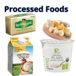 Dairy Processed Foods