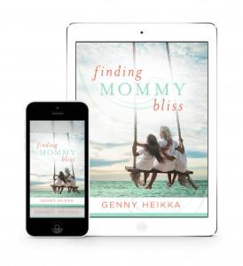 Genny Heikka parenting book