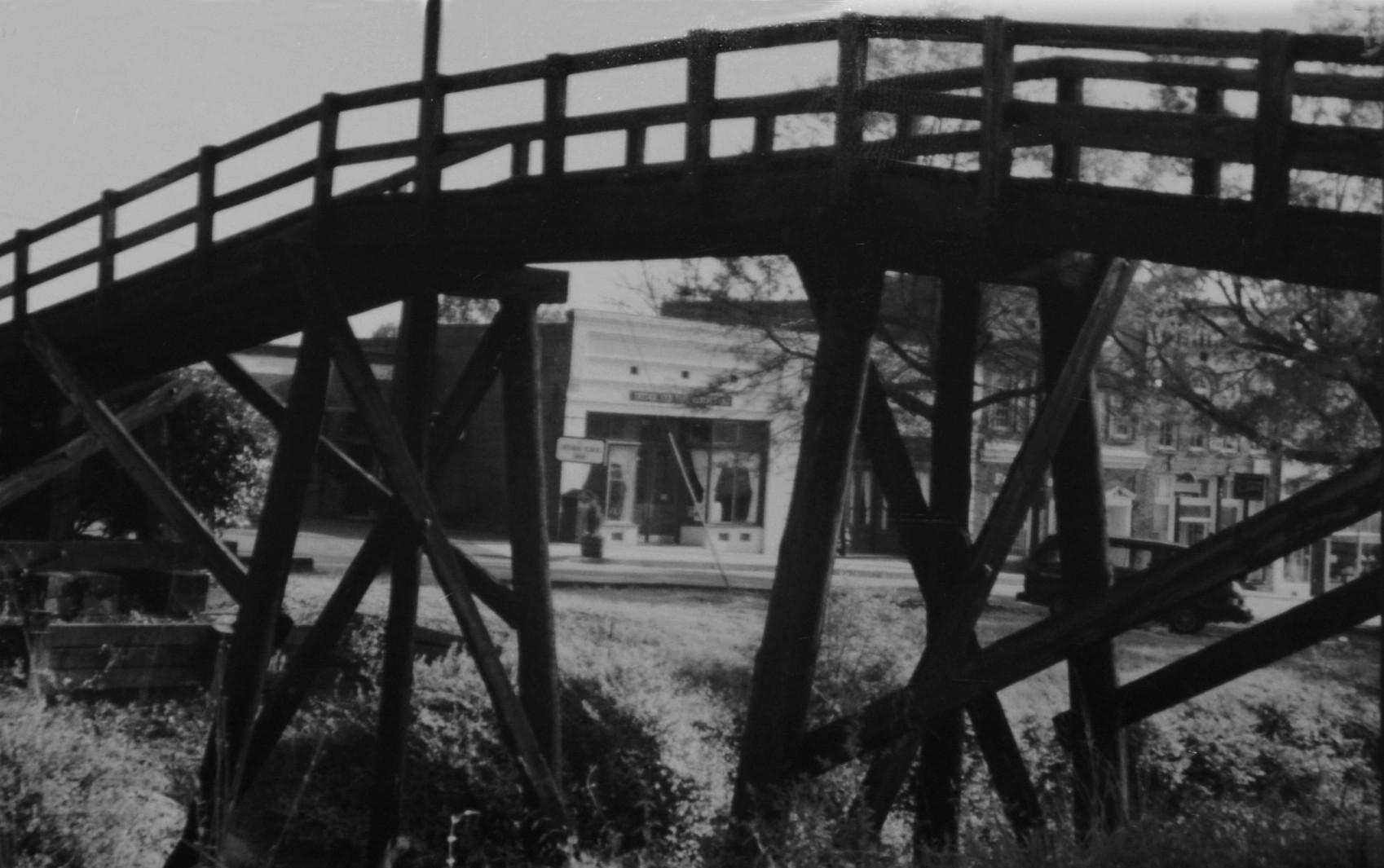 Overhead Bridge
