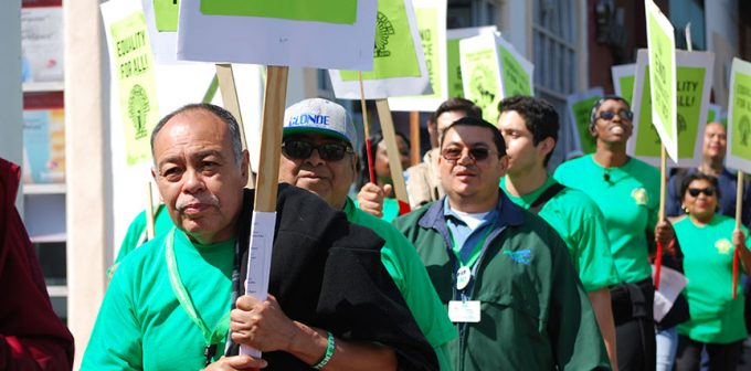 UC Workers Call for 3 Day Strike, May 7th-9th