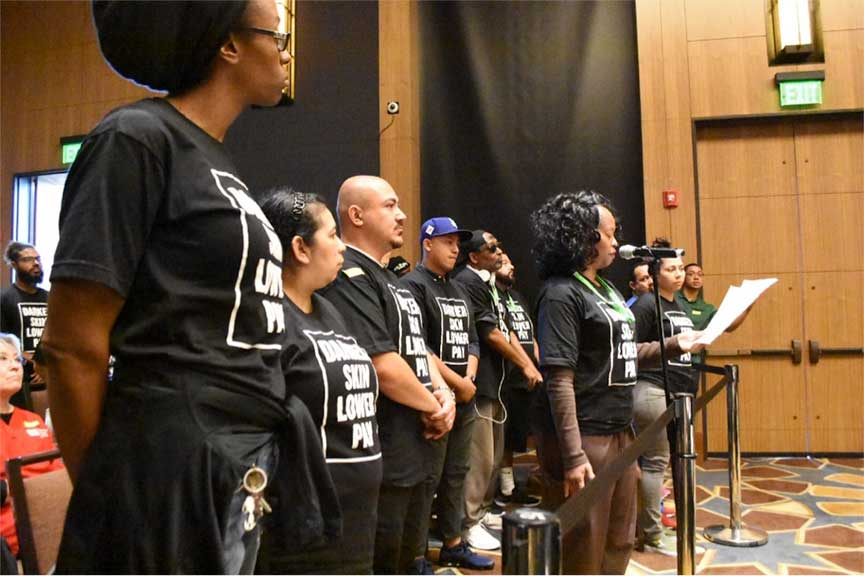 UC Workers Call for Strike Vote