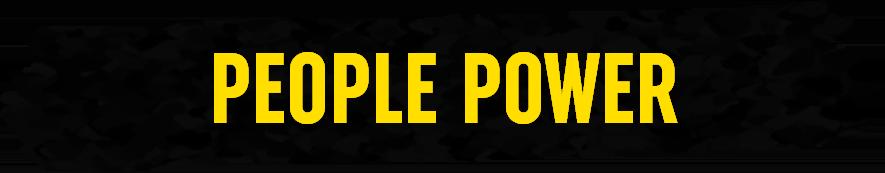 P.E.O.P.L.E Power