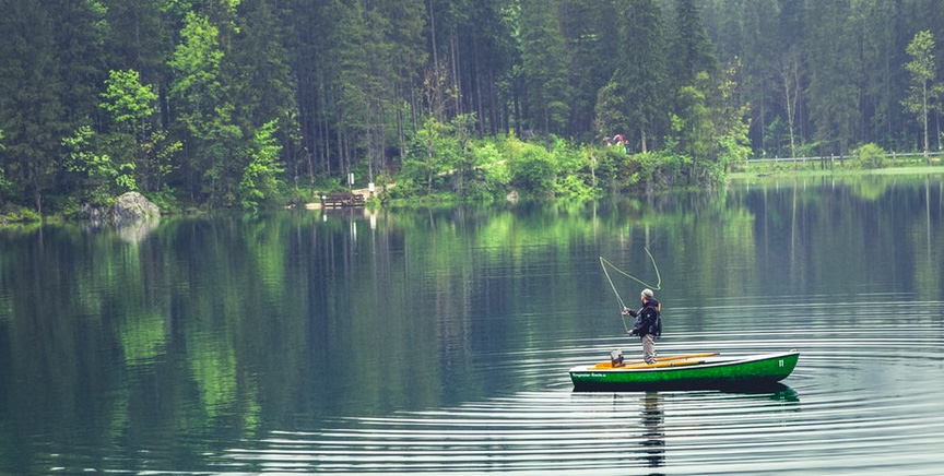 """FISHING! ... Peace In Nature, Time-Honored Action Meditation for 50,000,000 Americans Where a """"River Runs Through"""" Their World!"""