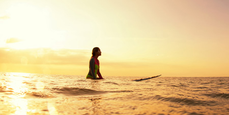 """""""Life is a wave. Your attitude is your surfboard. Stay stoked and aim for the light!"""" - Drew Kampion"""
