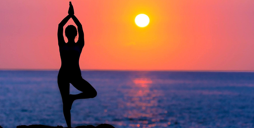 YOGA!... The Action Meditation Working For 36,000,000 Men & Women! Fitness! Stress Reduction! Alive & Mindful!
