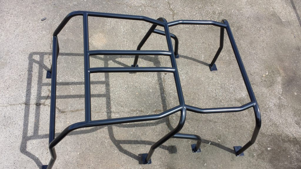 Early Ford Bronco Roll Cage