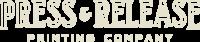 Press & Release Printing Co. Logo