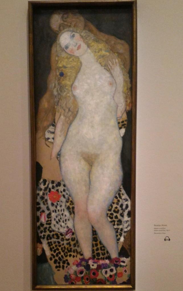 Adão e Eva, de Gustav Klimt