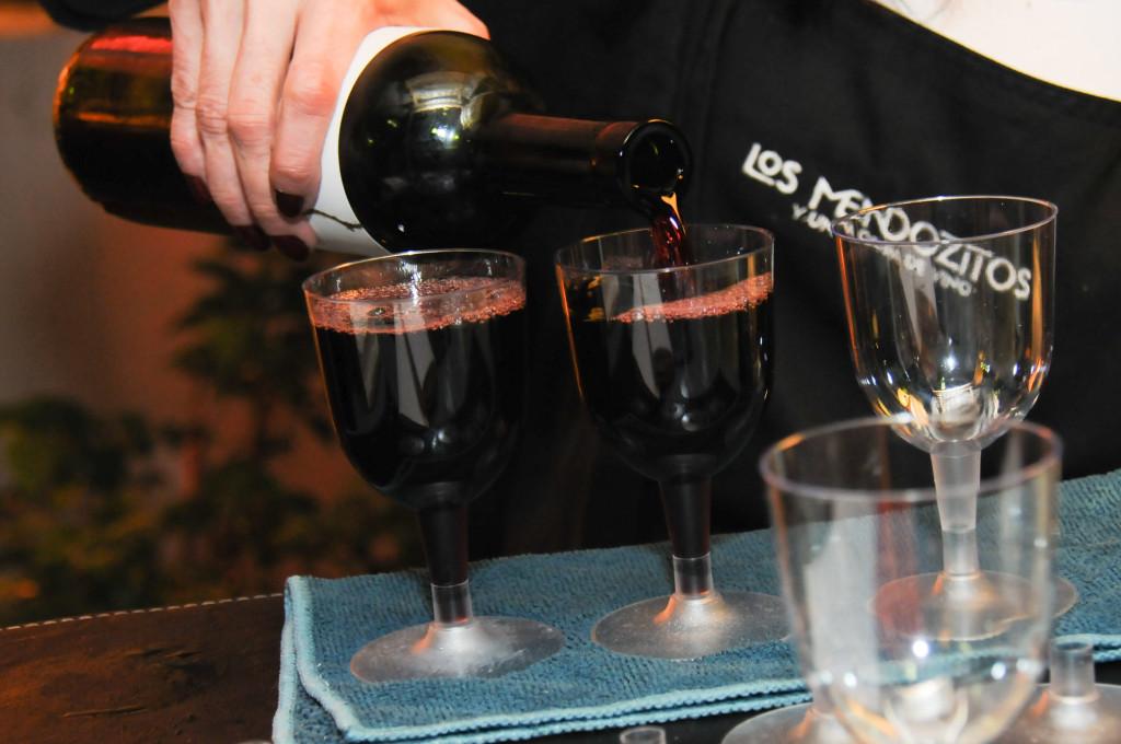 Los Mendozitos, trailer de vinho argentino