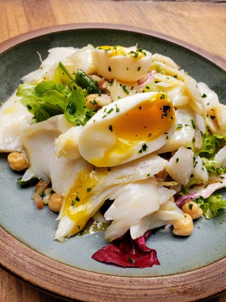 Salada de Bacalhau do Tuy