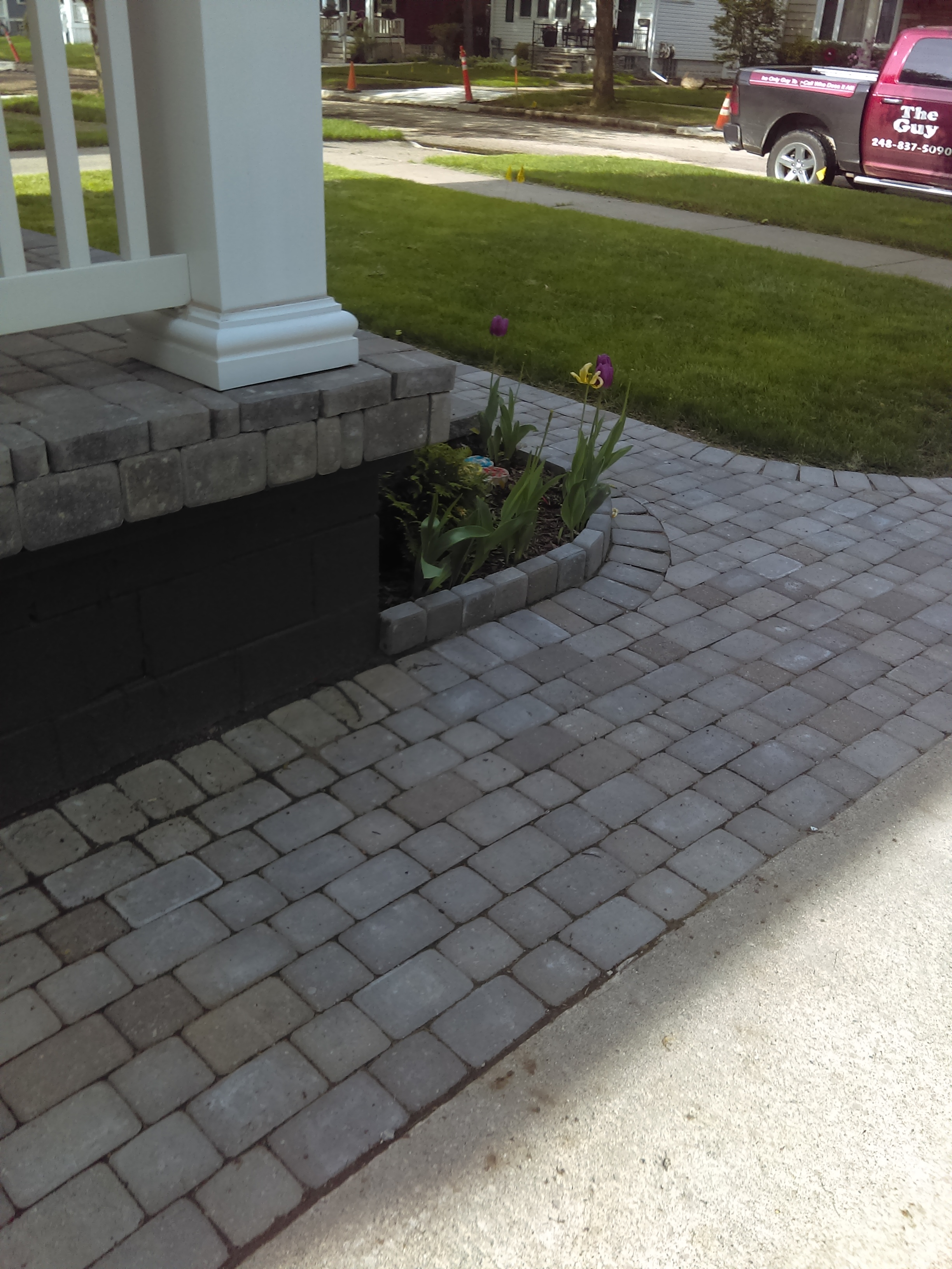 Paver Builders