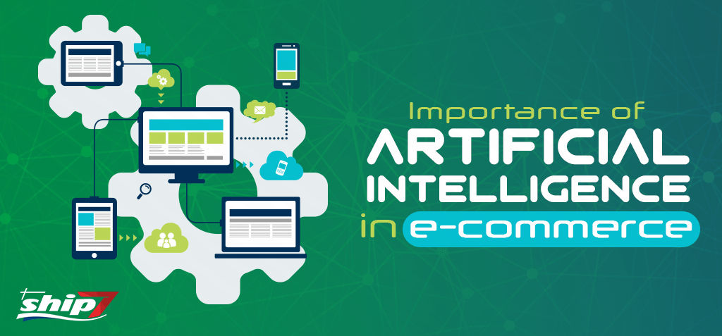Artificial Intelligence Plays An Important Role In E-commerce – A Synopsis!