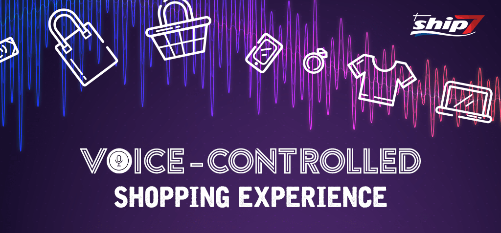 Voice Controlled E-commerce Applications!