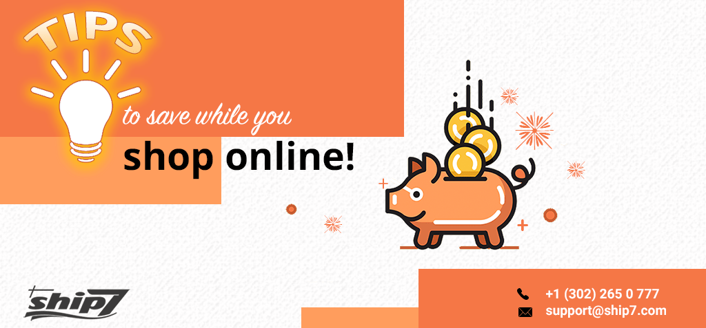 Tips to save while you shop online!