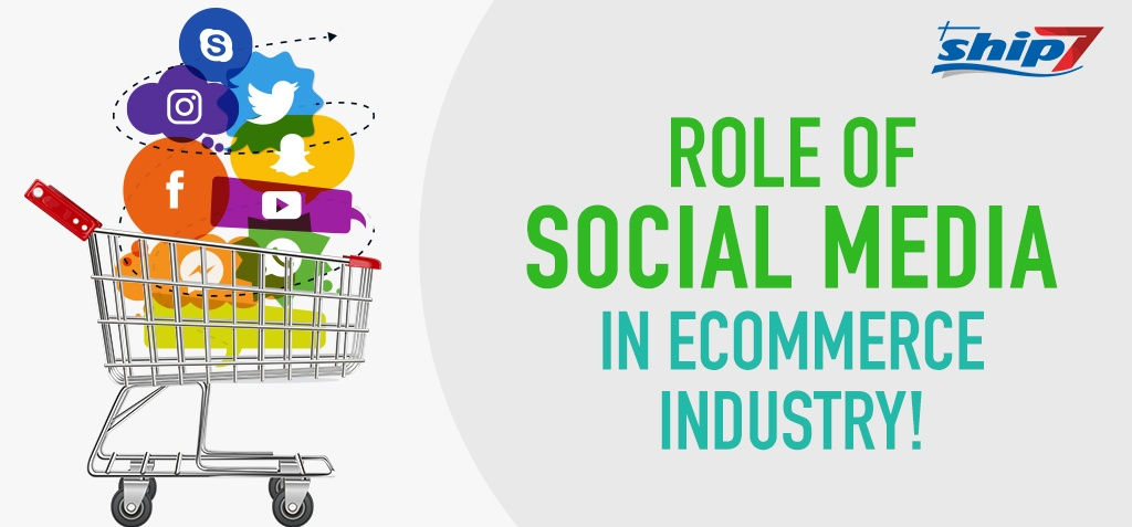 The emergence of social media in ecommerce